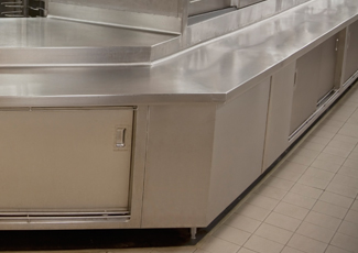 Stainless Steel Cabinets - East Baton Rouge, LA