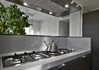 Inniswold, LA Stainless Steel Kitchens