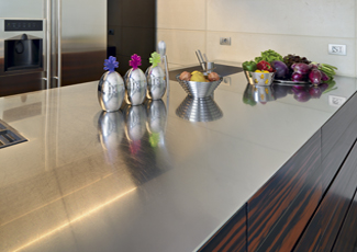 Village St George, LA Stainless Steel Kitchen Island