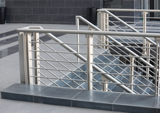 Stainless Steel Handrails - Village St George, LA